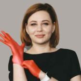 Шлеина Яна Михайловна, стоматолог-терапевт