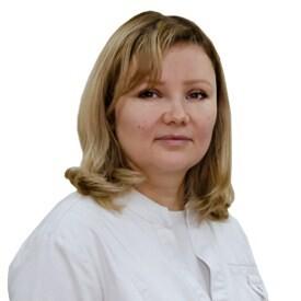 Трубина Екатерина Сергеевна, рентгенолог
