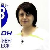Габриелян Нонна Амбарцумовна, врач УЗД