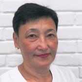 Казанцева Зауреш Ижановна, офтальмолог
