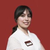 Алинчиева Альбина Туркистановна, гинеколог