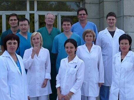 Новосибирский областной кардиологический диспансер (НОККД)