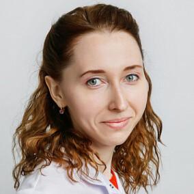 Якухина Валерия Игоревна, гинеколог