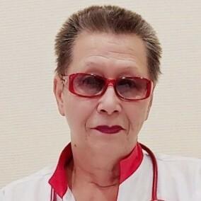 Василян Ирина Валентиновна, педиатр