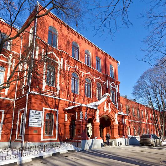 Клиническая больница № 33 им. Остроумова, фото №1