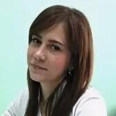 Андрюшкина Елизавета Владимировна, психиатр