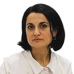 Кесаева Илона Михайловна, офтальмолог