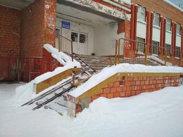 Детская поликлиника №2 на Приморской