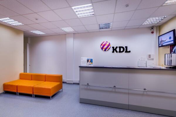 Лаборатория КДЛ на Дежнева