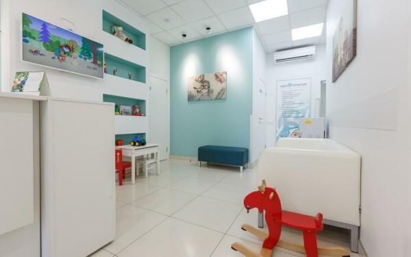 Медицинский центр «МедПрактик» на Капитанской