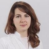 Горбунова Дарья Сергеевна, эндокринолог