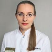 Чубарова Юлия Олеговна, косметолог