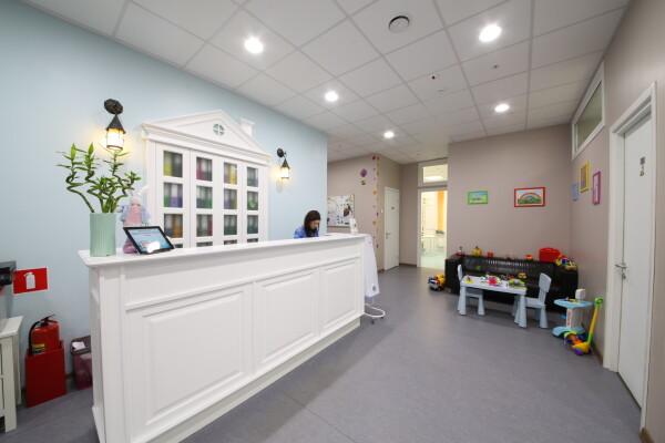 Sanare, детский медицинский центр