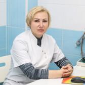 Юзвицкова Юлия Сергеевна, ЛОР