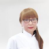 Бадмаева Кермен Петровна, невролог