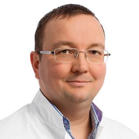 Никольский Михаил Андреевич, педиатр