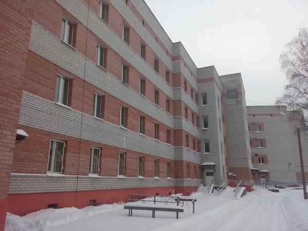 Инфекционная больница №1