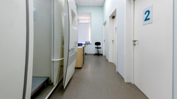 Центр Флюорографии и тестов на COVID-19, Центр лабораторной диагностики и тестов на COVID-19 на «Восстания 1»