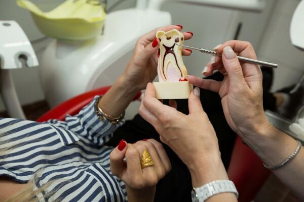 Стоматологический кабинет «Доктор А»