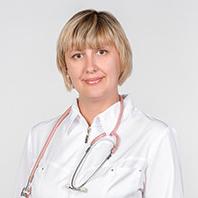 Чулкова Светлана Геннадьевна, педиатр