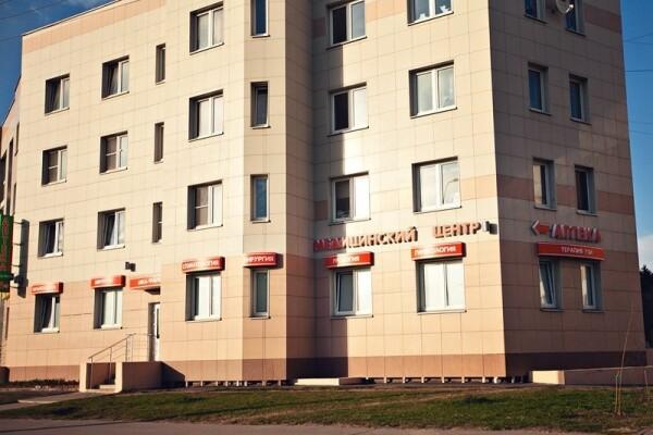 Клиника Лека-Фарм в Сестрорецке