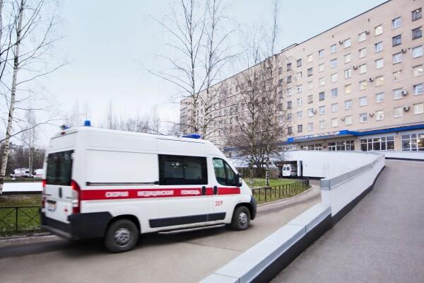 Амбулаторно-консультативное отделение Александровской больницы