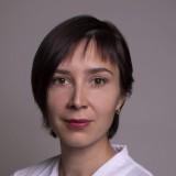 Панина Юлия Сергеевна, невролог