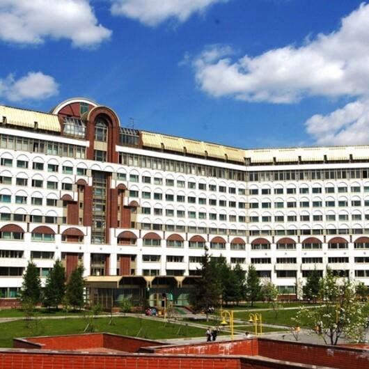 Институт кардиохирургии им. В. И. Бураковского на Рублевском шоссе, фото №2