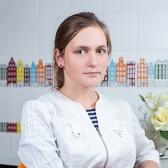 Верезубова Елизавета Викторовна, терапевт