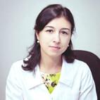 Каишаури Ульяна Элдаровна, невролог