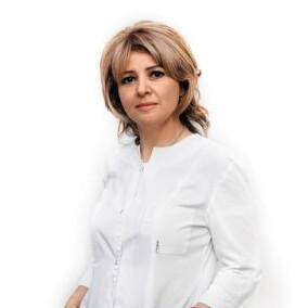 Каспарова Оксана Сергеевна, врач УЗД