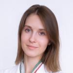 Елисеева Мария Алексеевна, офтальмолог