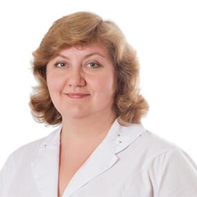 Клешнина Татьяна Валерьевна, рентгенолог