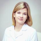 Мельник (Маркова) Елена Юрьевна, врач функциональной диагностики