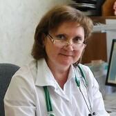 Петрова Маргарита Геннадьевна, педиатр