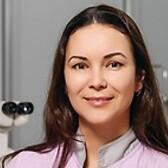 Крепышева Марина Валерьевна, офтальмолог