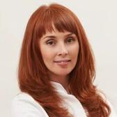 Улыбина Ксения Александровна, офтальмолог