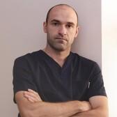 Ефременко Сергей Георгиевич, массажист