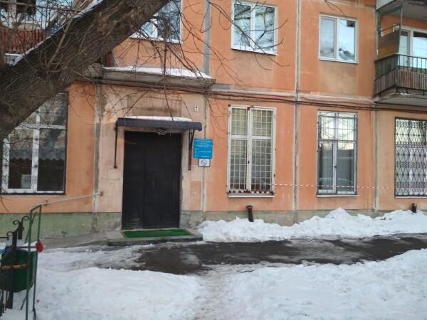 Поликлиника №13 на Гагарина 24