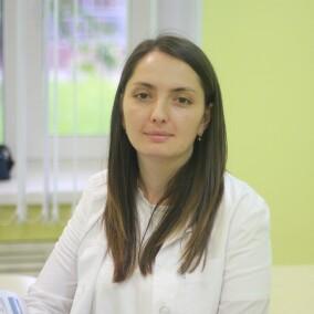 Кубалова Виктория Руслановна, врач УЗД