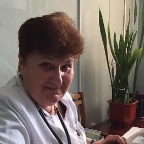 Белокопытова Л. М., терапевт