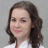 Хорева Анна Анатольевна, ЛОР