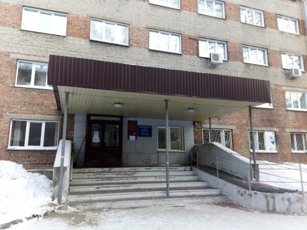Инфекционная больница №1 на Жилиной (ранее Больница №7)