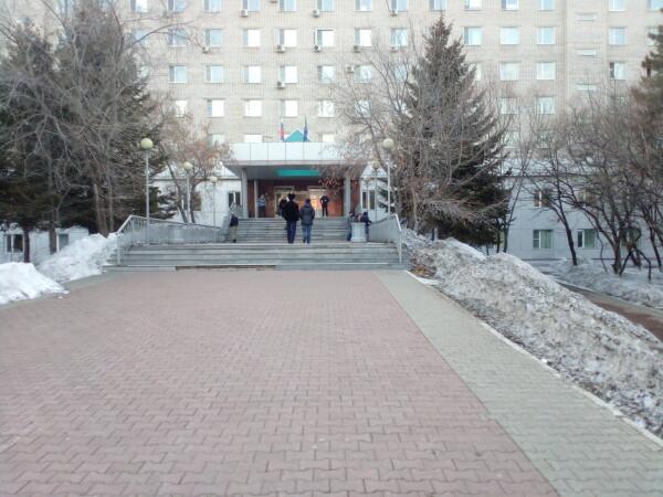 Краевая больница №1 им. Сергеева (ККБ 1)