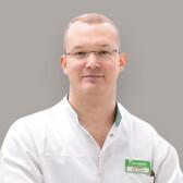 Калашников Тимур Андреевич, стоматолог-ортопед