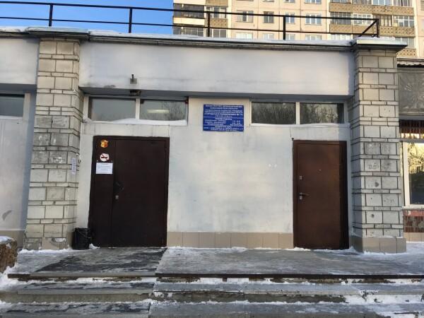 Детская поликлиника на Доватора