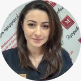 Степанова Наира Артуровна, стоматолог-терапевт