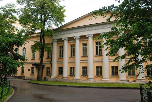 Детская городская клиническая больница № 13 имени Н.Ф. Филатова