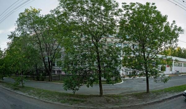 ЖД поликлиника на Карбышева
