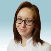 Ковалева Анастасия Алексеевна, врач УЗД